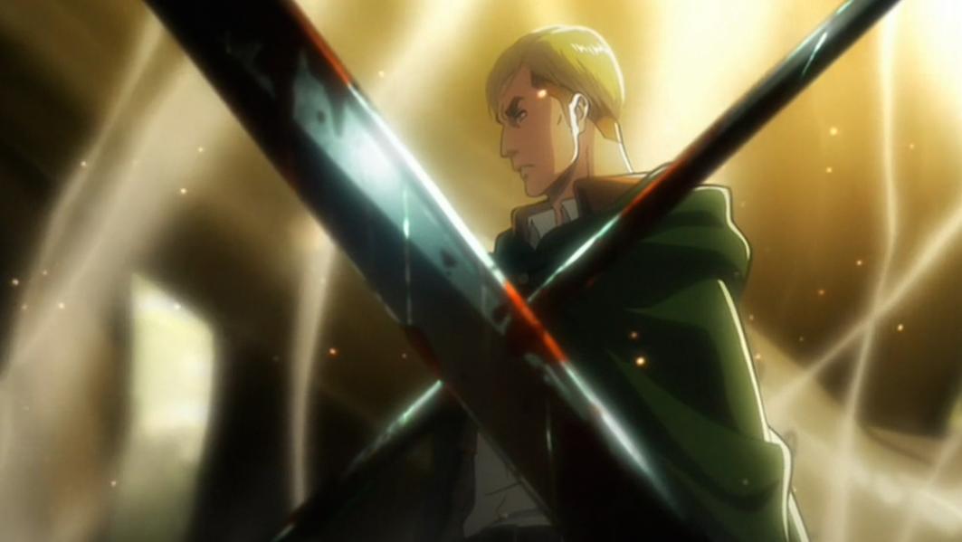 Shingeki no Kyojin - No Regrets Part 2-8