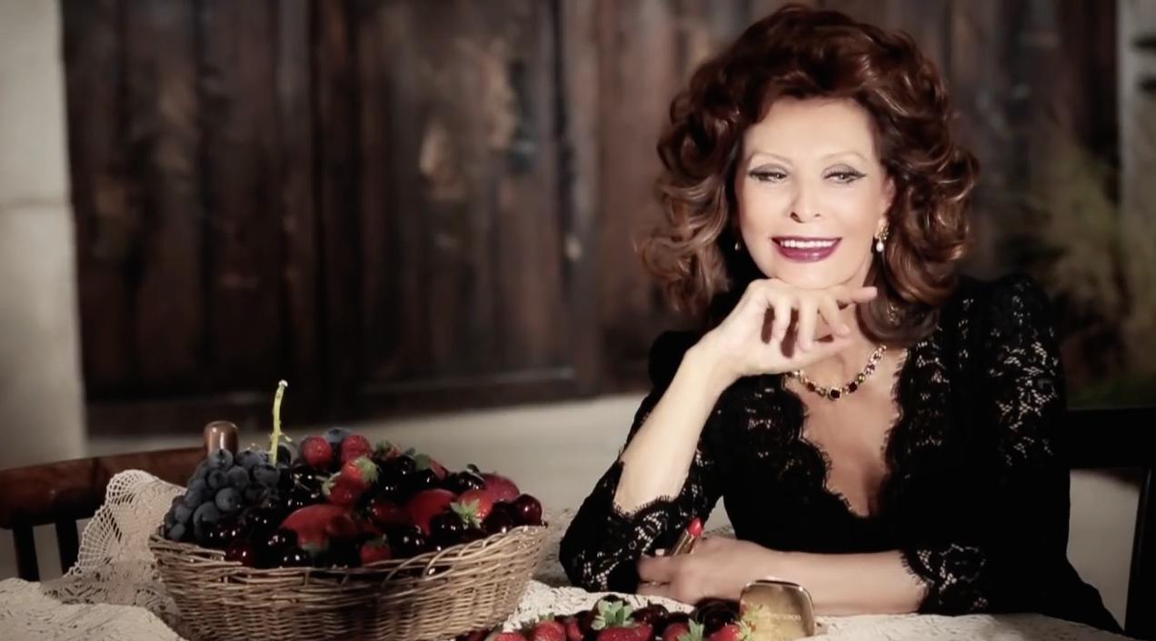 Sophia-Loren-Egerie-Dolce-Gabbana-2