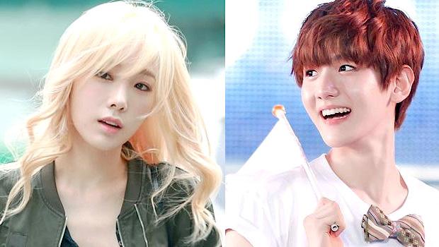 Rupture De Taeyeon Et Baekhyun Les Fans De K Pop En