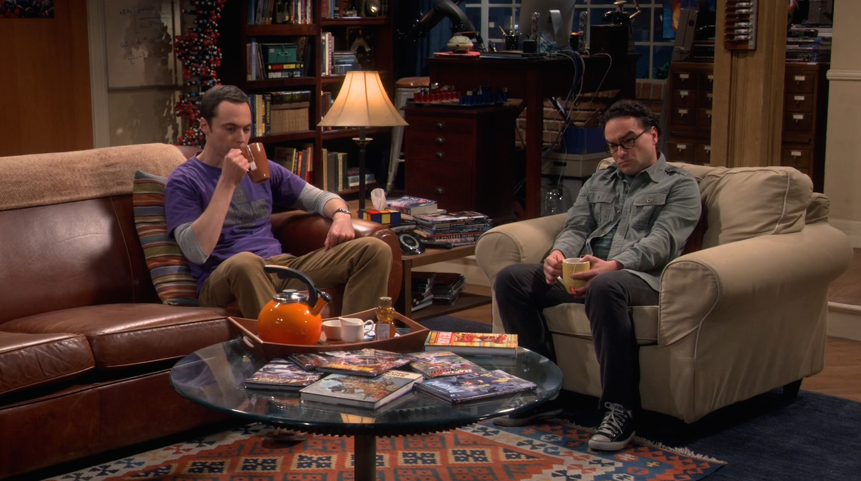 The Big Bang Theory Saison 9 Épisode 01-3