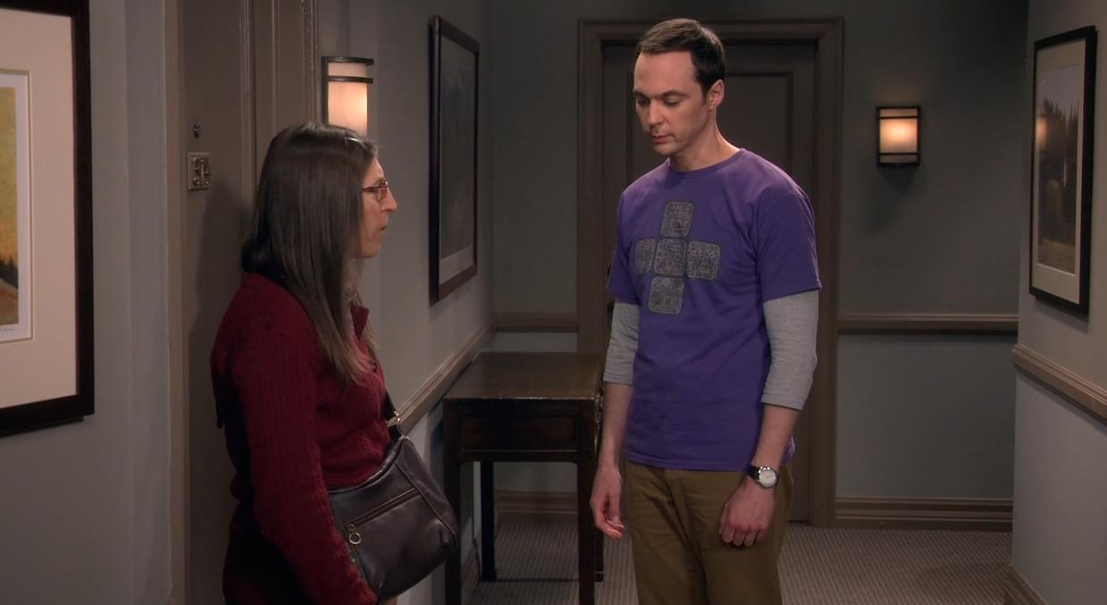 The Big Bang Theory Saison 9 Épisode 01-Bis