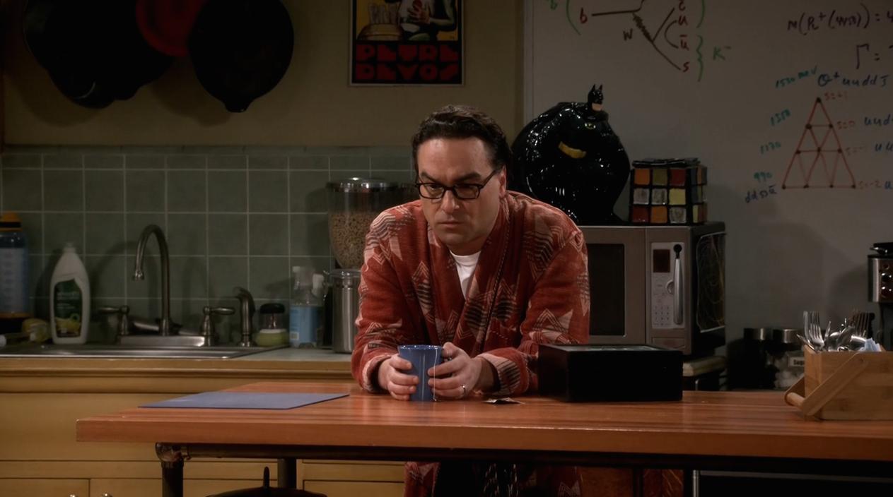 The Big Bang Theory Saison 9 Épisode 02-1