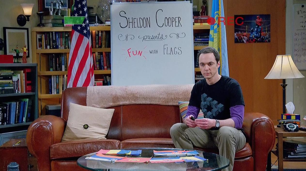The Big Bang Theory Saison 9 Épisode 02-2