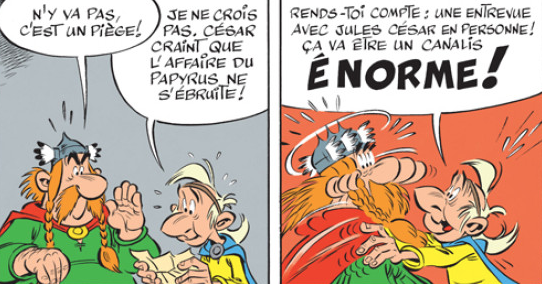 By toutatis why the new asterix gets everything right the new asterix has arrived in the internet age yet remained true to itself of course there were those who made gloomy predictions about their childhood altavistaventures Images