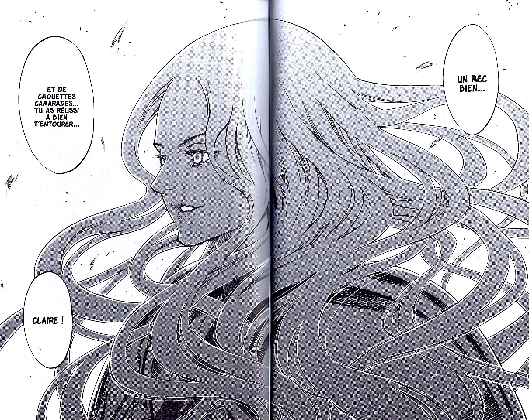 Claymore Tome 27-1