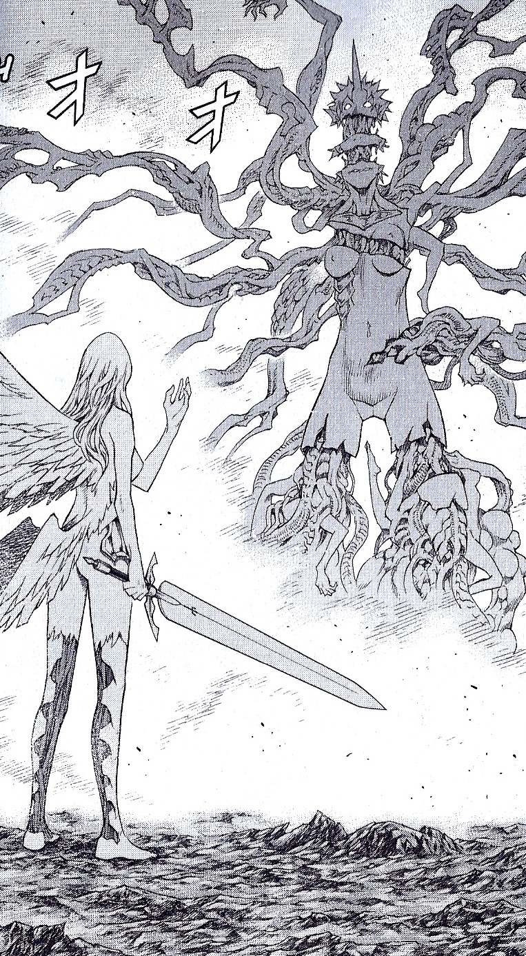 Claymore Tome 27-2