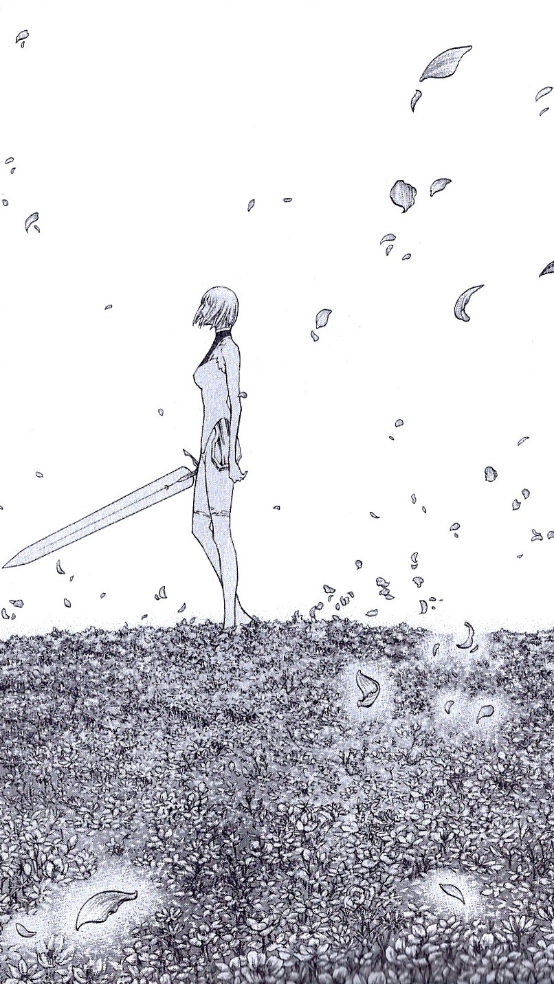 Claymore Tome 27-7