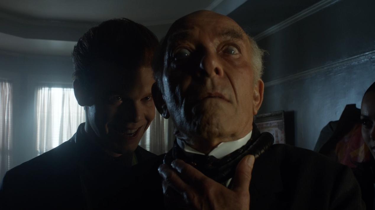 Gotham Rise of the Vilains Épisode 03-2
