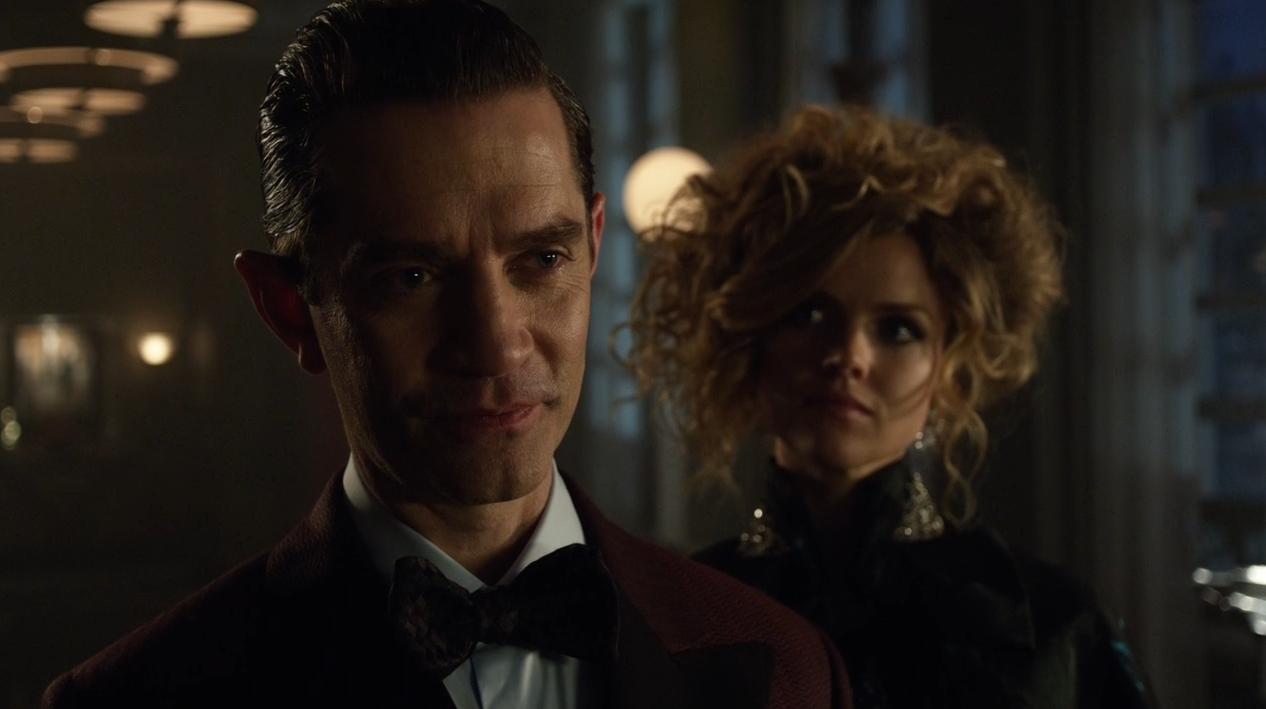 Gotham Rise of the Vilains Épisode 03-3