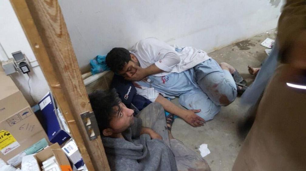 Hopital-Medecins-Sans-Frontieres-Afghanistan-Raid-US-1