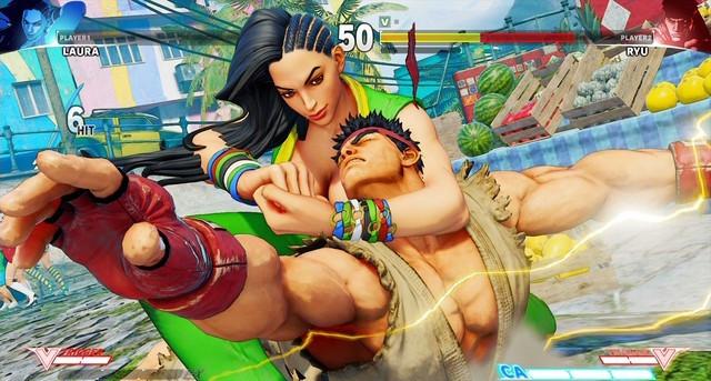 Laura-Street-Fighter-V-4