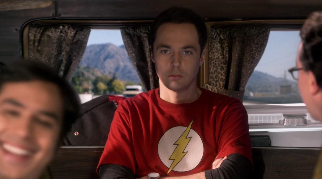 The Big Bang Theory Saison 9 Épisode 03-1