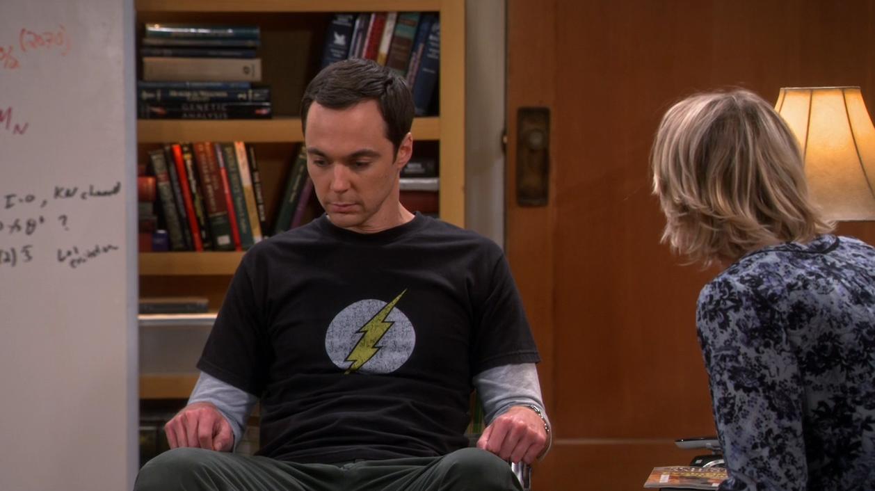 The Big Bang Theory Saison 9 Épisode 04-1