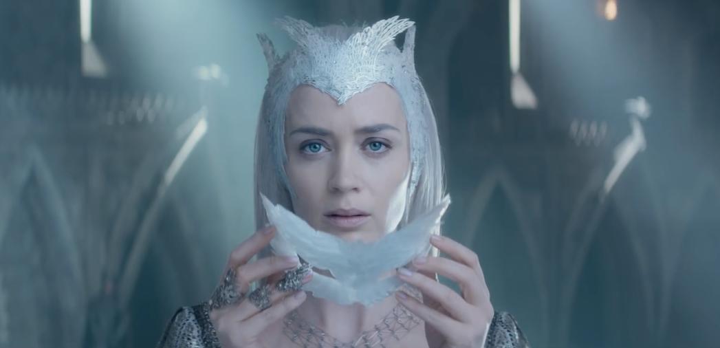 Le Chasseur Et La Reine Des Glaces Elsa C Est Bien Toi Yzgeneration