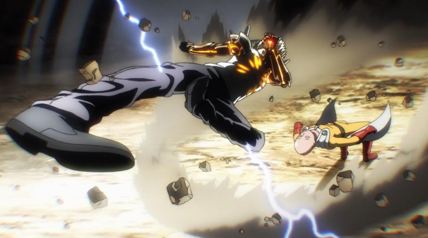 One Punch Man Épisode 05-4