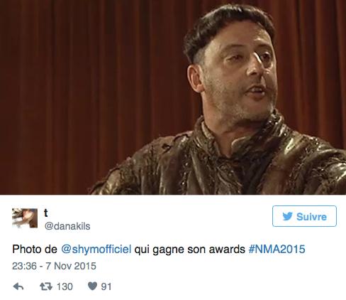 Shym-NMA-2015-2