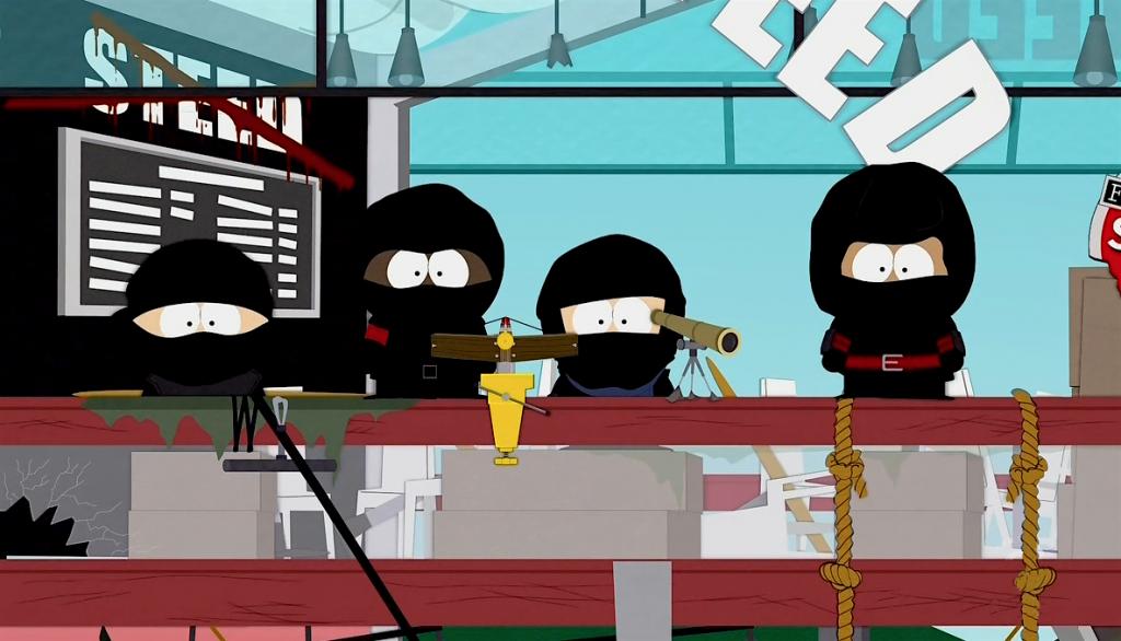 Naughty Ninjas Review