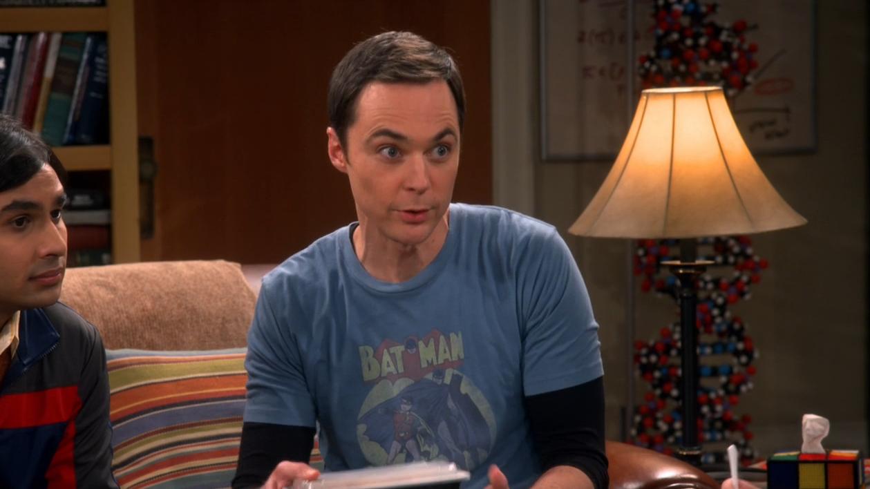 The Big Bang Theory Saison 9 Épisode 07-1