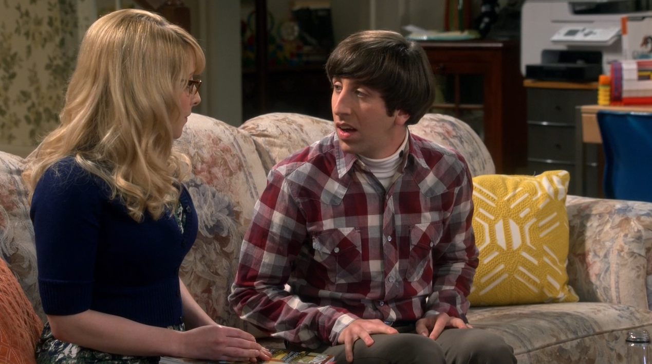 The Big Bang Theory Saison 9 Épisode 07-2