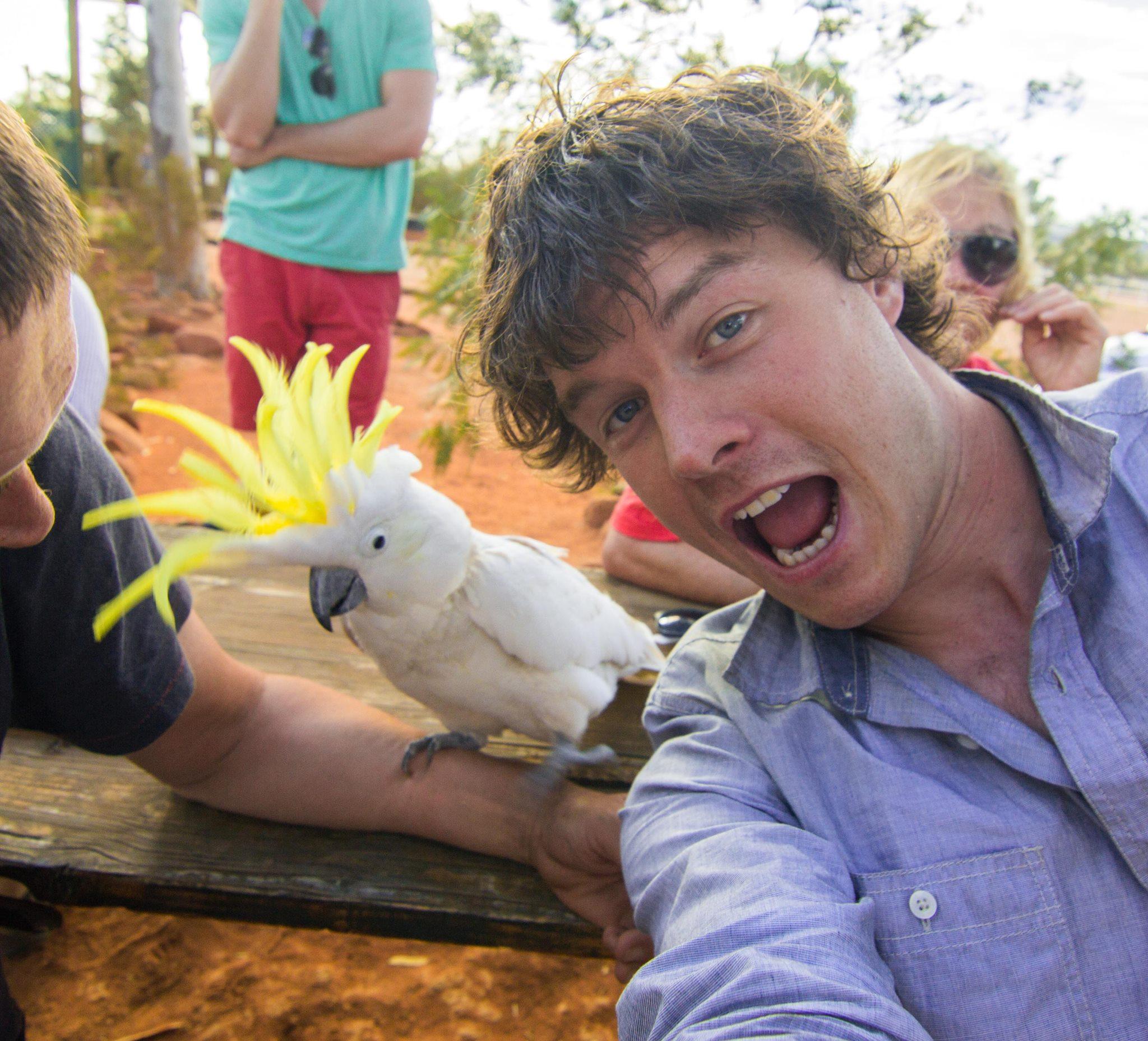Allan-Dixon-Selfies-Animaux-7