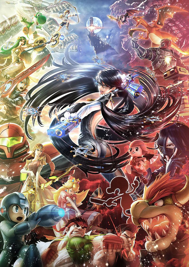 Bayonetta-Super-Smash-Bros-3
