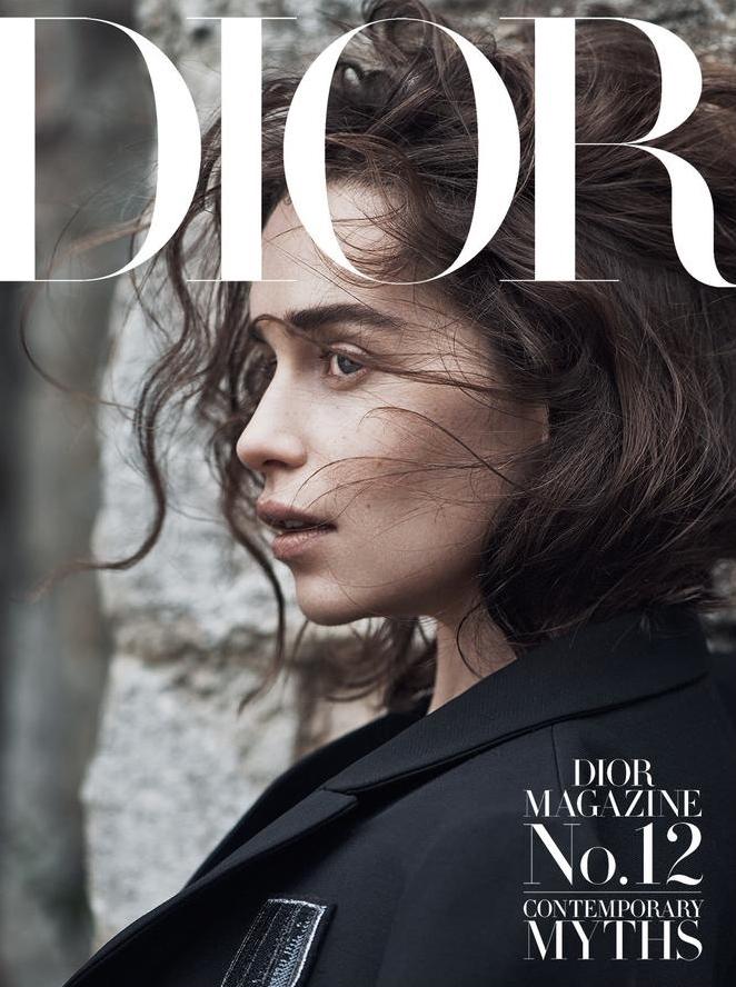 Emilia-Clarke-Dior-Magazine-1
