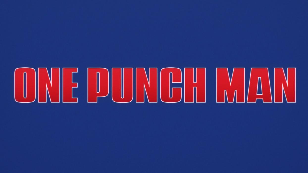 One Punch Man Épisode 12-15