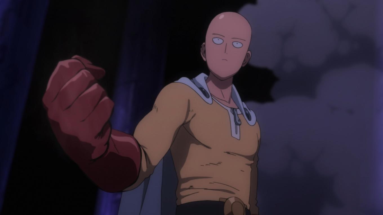 One Punch Man Épisode 12-2-Bis