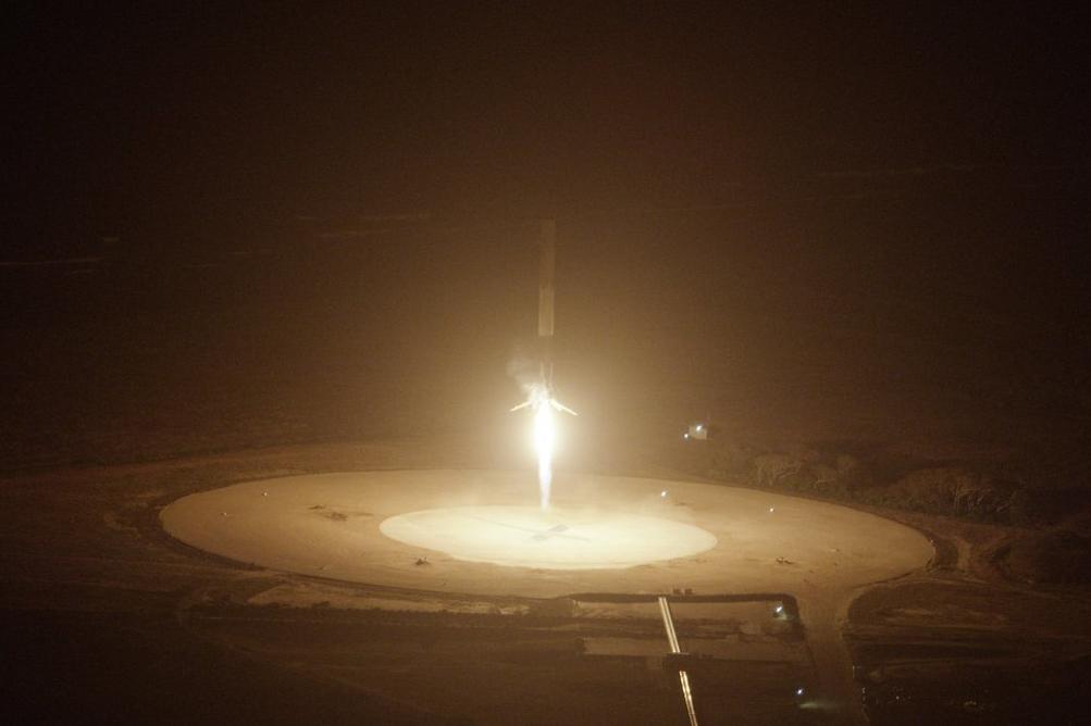 SpaceX-Elon-Musk-Fusee-2