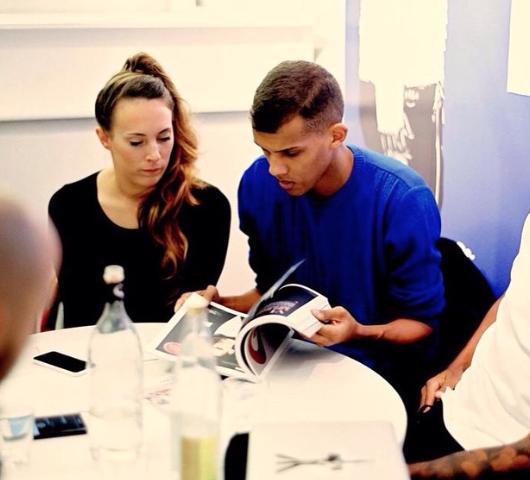 Et Sinon Stromae Vient De Se Marier Avec Coralie Barbier Yzgeneration
