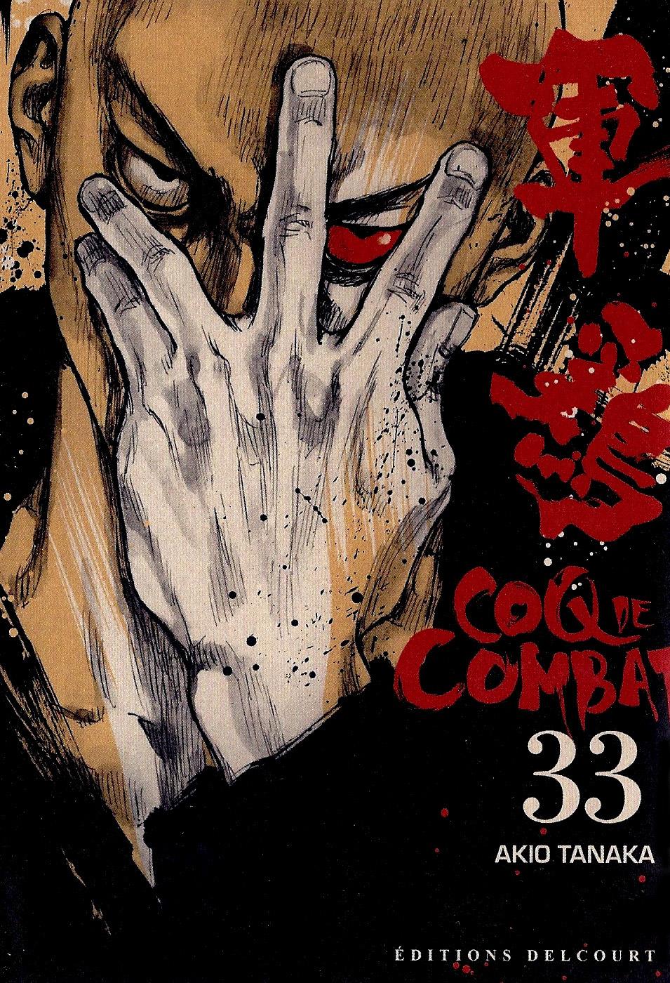 Coq de Combat Tome 33
