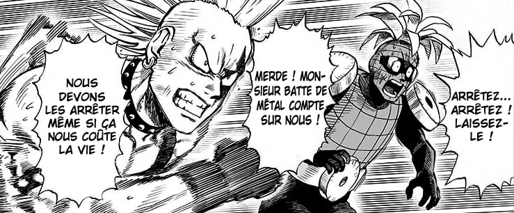One Punch Man 89-1