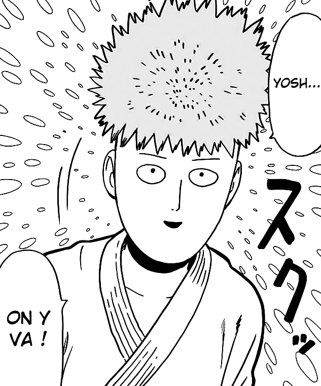 One Punch Man 89-6