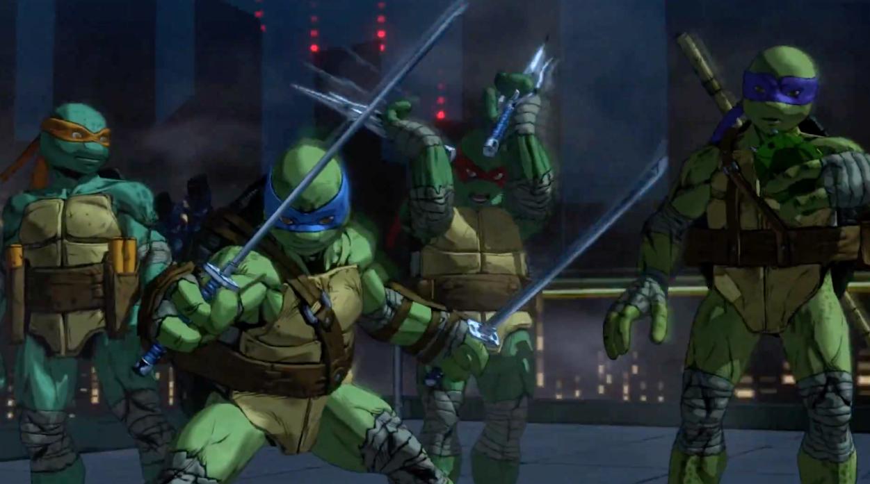 Teenage Mutant Ninja Turtles : Bayonetta X Cowabunga