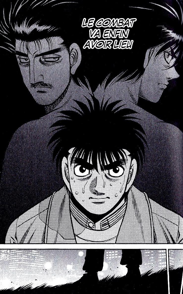 Hajime no Ippo Tome 84-1