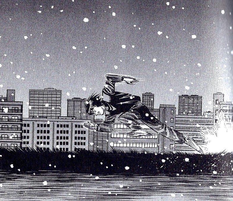 Hajime no Ippo Tome 84-3