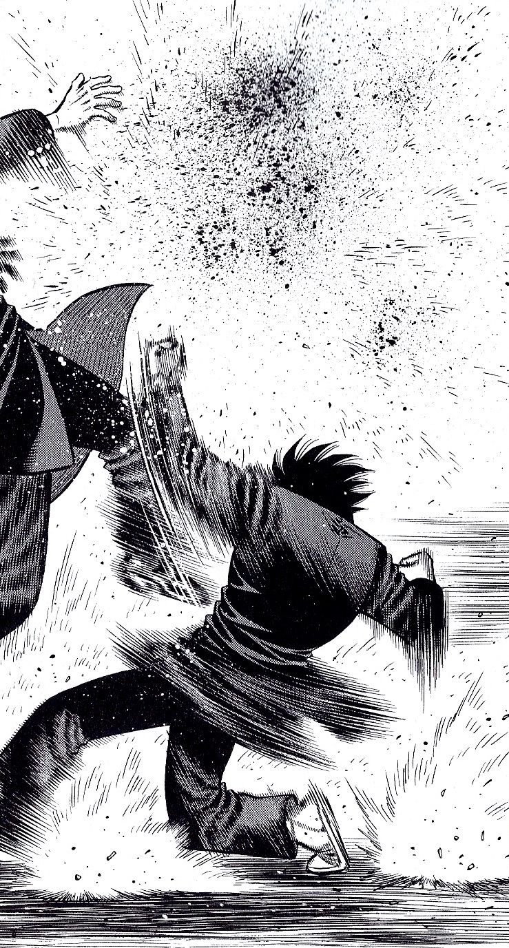 Hajime no Ippo Tome 84-5