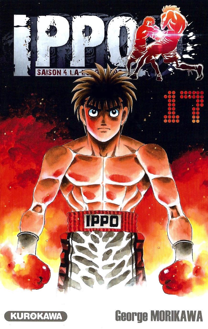Hajime no Ippo Tome 84