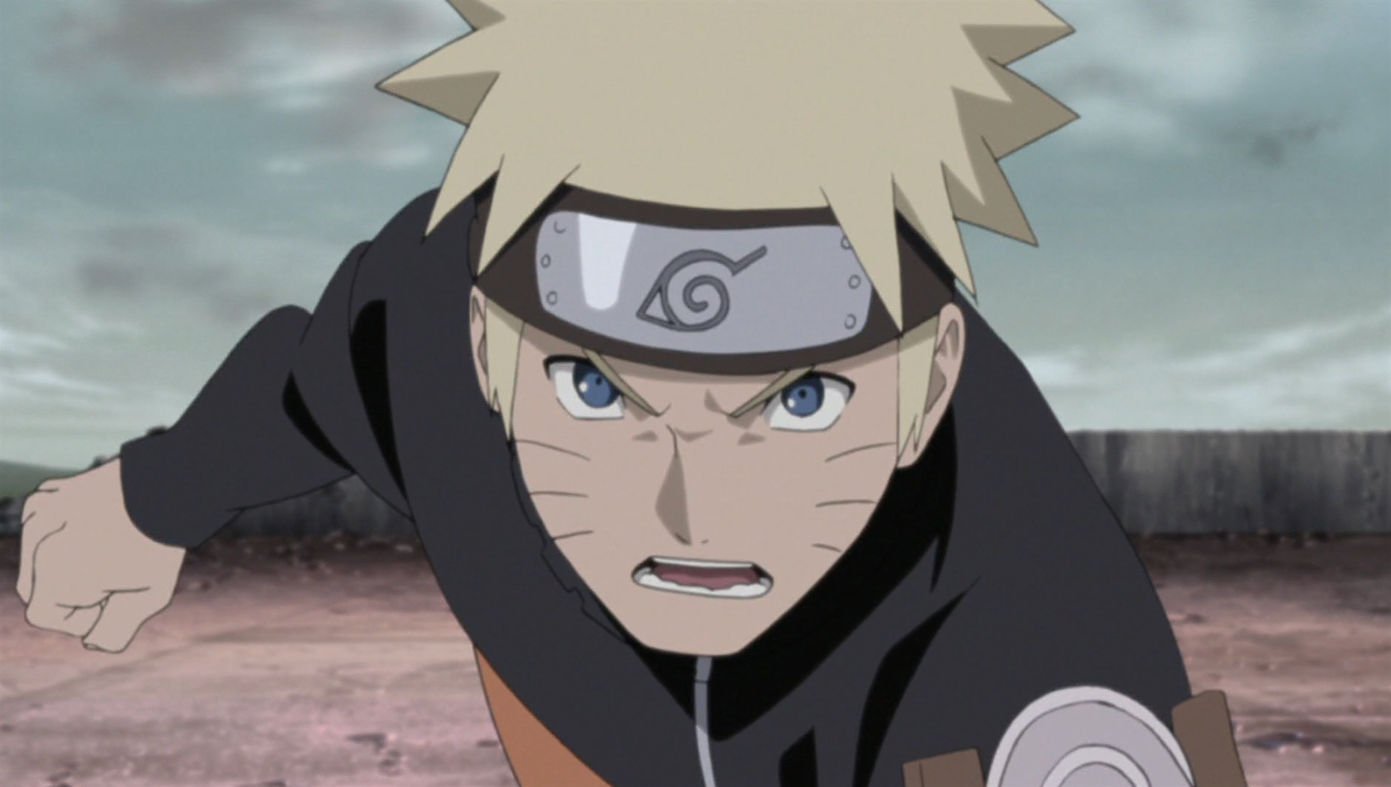 Review : Naruto Shippuden Épisode 450 - « T'es mon ...