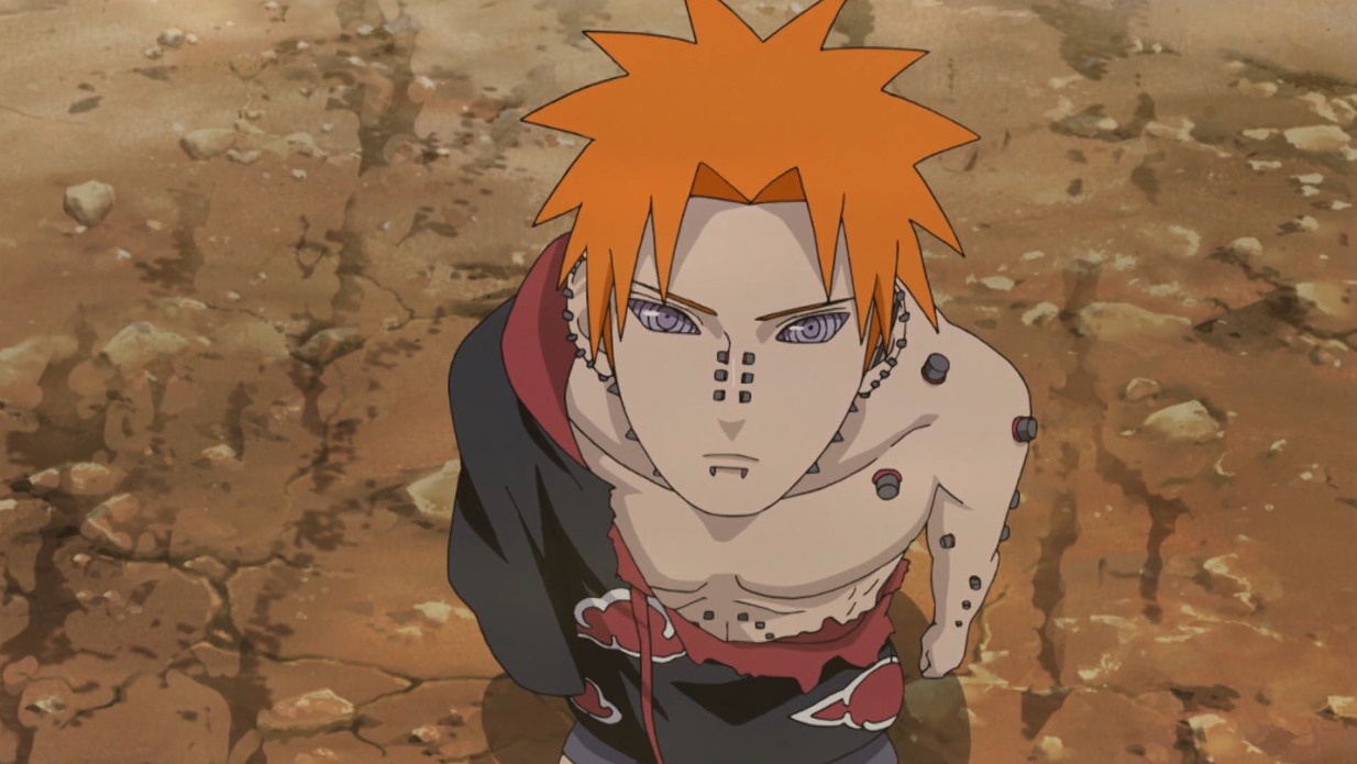 Review : Naruto Shippuden Épisode 448 - « Huh ! C'est bon ...