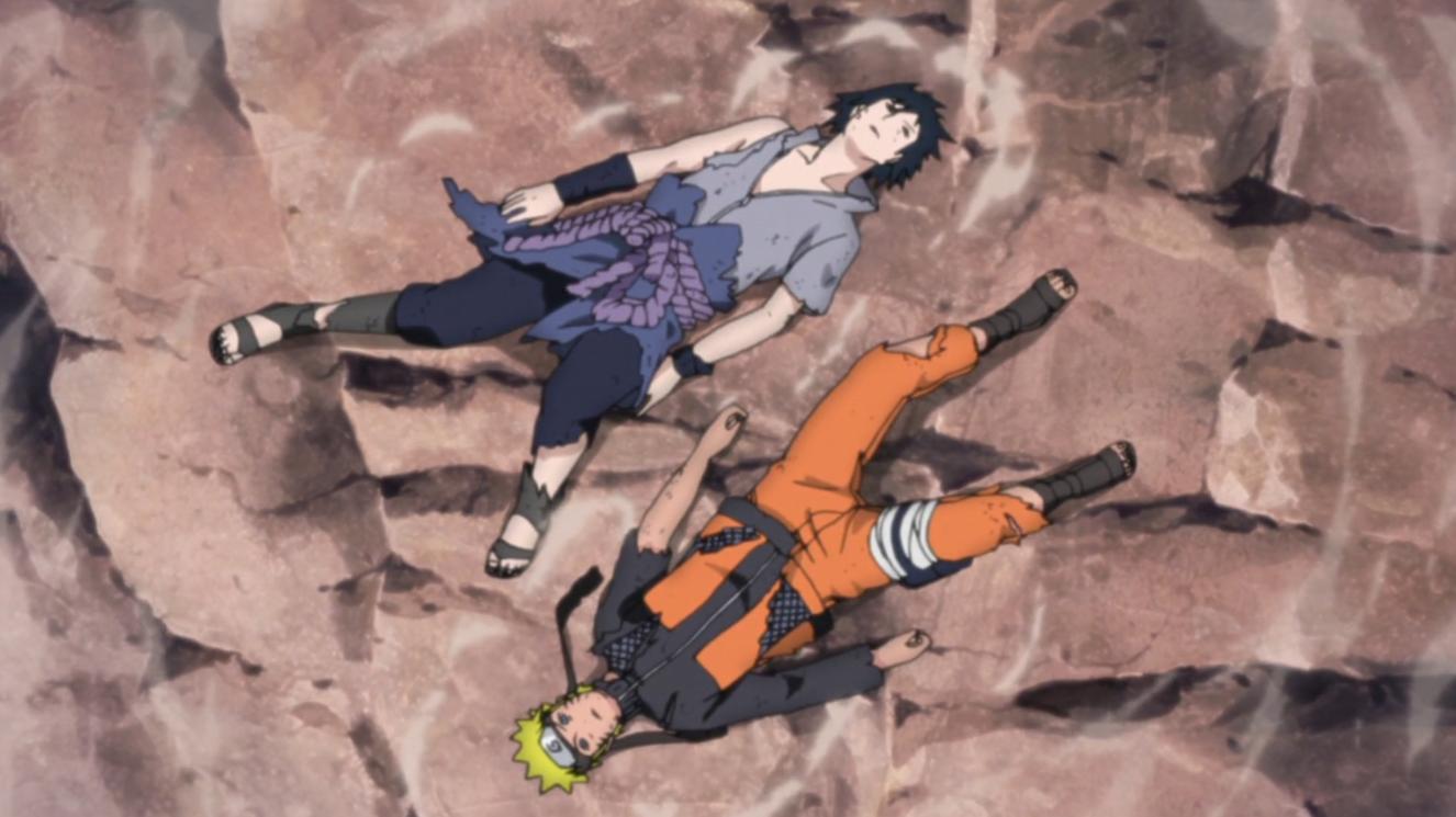 Naruto Shippuden Épisode 450-5