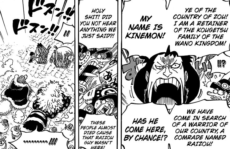 One Piece 816-3-Bis