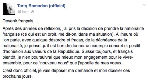 Tariq-Ramadan-Demande-Nationalite-France-1