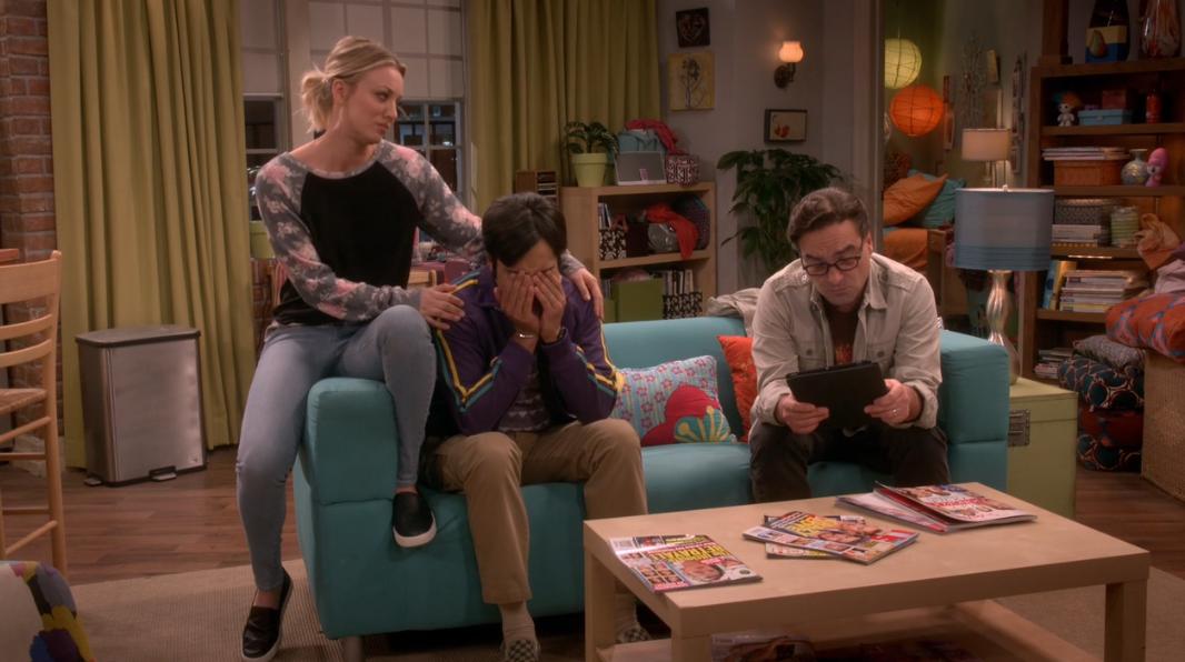 The Big Bang Theory Saison 9 Épisode 15-2