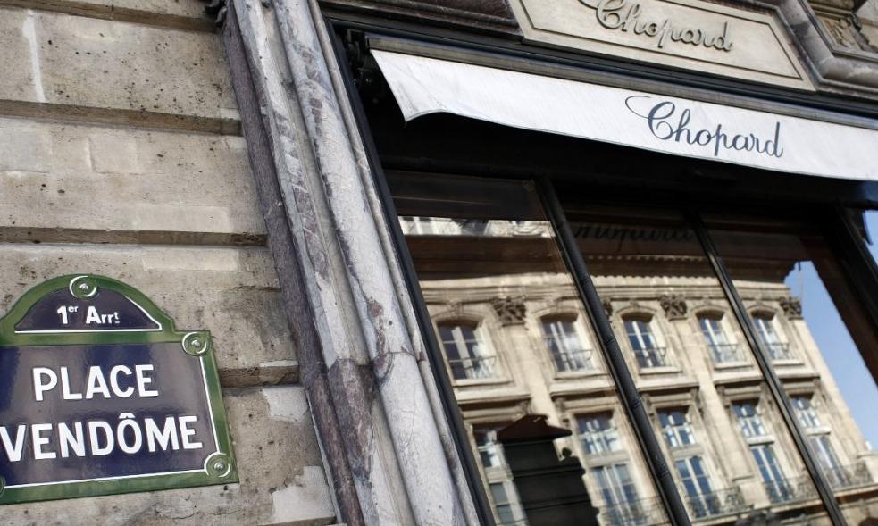 Bijouterie-Chopard-Vol-Vendome-&