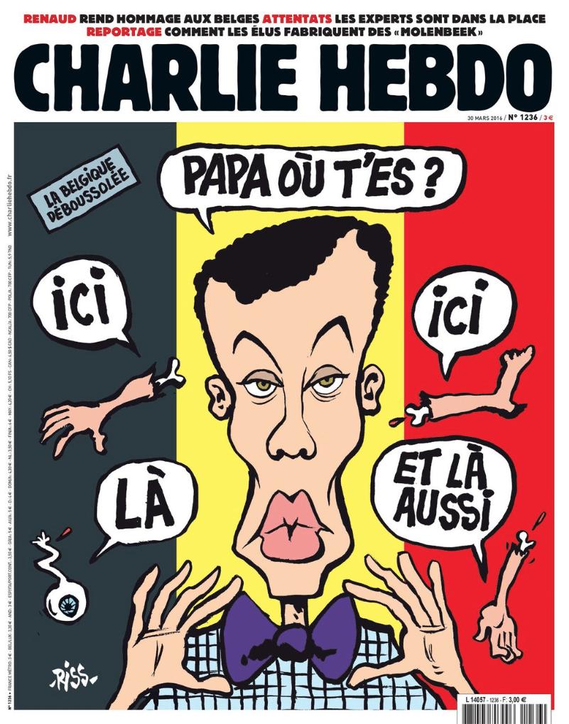 Charlie-hebdo-Une-Attentats-Bruxelles-1