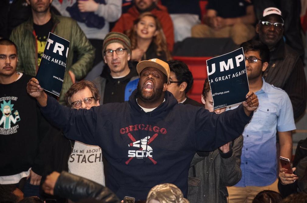 Chicago-Meeting-Trump-Violences-1