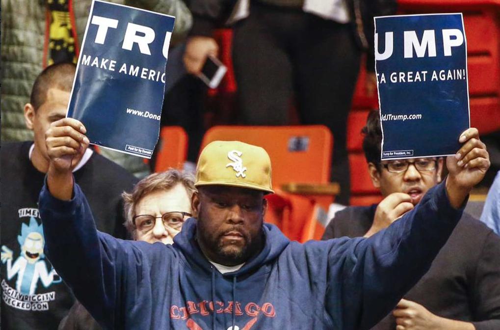 Chicago-Meeting-Trump-Violences-5