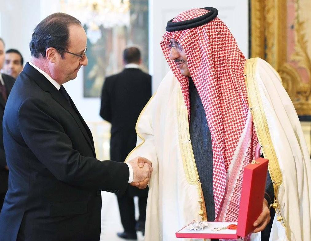 Francois-Hollande-Arabie-Saoudite-Prince-Legion-Honneur-1