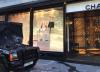 Boutique Chanel Défoncée à la Voiture Bélier : Plus de 360.000 € Volés